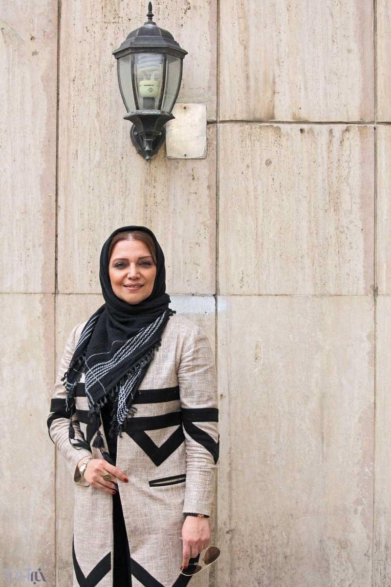 تصاویر | الهام پاوهنژاد و دیگر عوامل نمایش «کافه پولشری» در کافه خبر