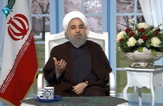 فیلم   روحانی: مشکلات جامعه با شعار حل نمیشود   در حریم خصوصی مردم حق مداخله نداریم