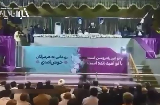 فیلم | روحانی: برخی فکر میکنند افتتاح طرح مانند زدن کلید لامپ است