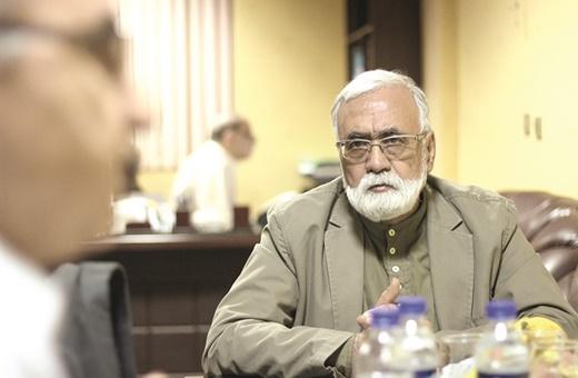 غلامرضا موسوی آمدنش به فیلمیران را تکذیب کرد