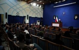حسن روحانی, دولت یازدهم,نشست خبری روحانی