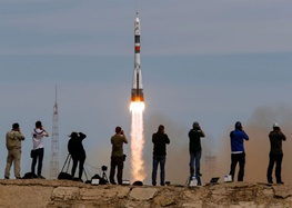 ایستگاه فضایی بین المللی,فضاپیما,فعالیت فضایی