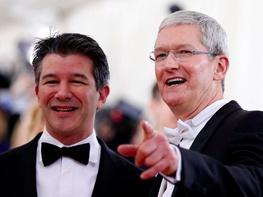 تهدید مدیر اپل به حذف اپلیکیشن اوبر از اپ استور