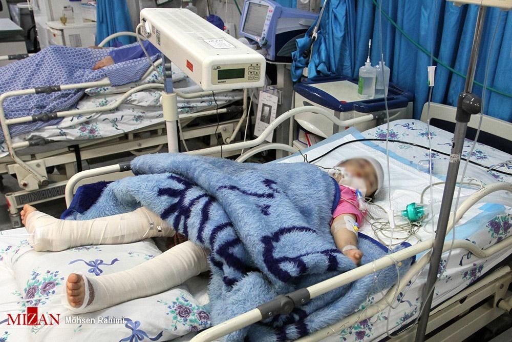 ضربههای ناپدری کودک۵ ساله را به کما برد/ انتظار برای اهدای اعضای بدن رقیه