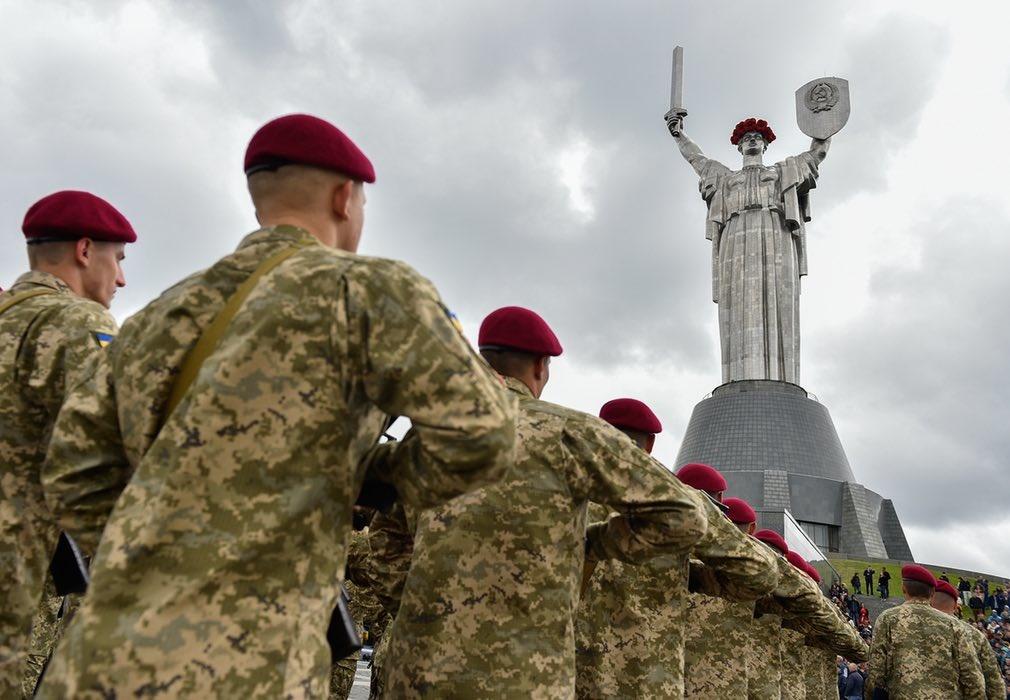 تصاویر | جشن پیروزی روسها در میدان سرخ مسکو