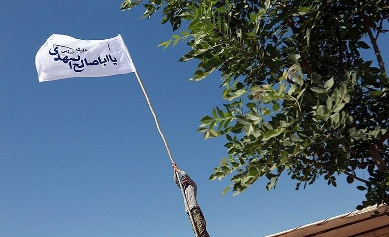 تصاویر   آمادهسازی مسجد جمکران برای جشن نیمه شعبان