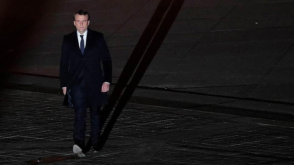 رئیسجمهور منتخب فرانسه برای نبرد پارلمانی آماده میشود