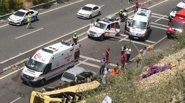 حمله تروریستی به گردشگران در ترکیه