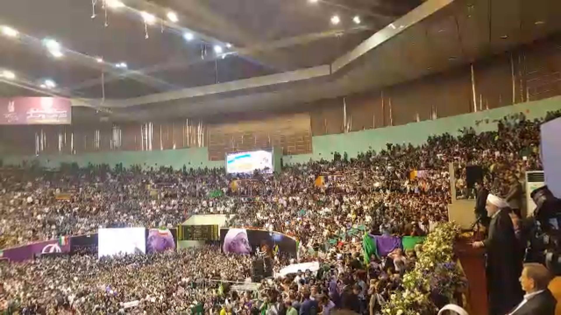 فیلم | روحانی: دولت در چهارچوب قوانین و فرهنگ ایران به سند ۲۰۳۰ پایبند خواهد بود