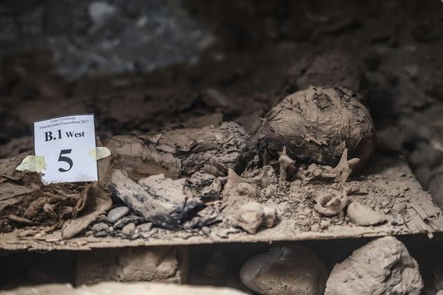 تصاویر | کشف ۱۷ مومیایی چندین هزار ساله در مصر