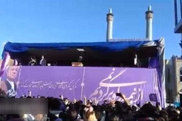 فیلم | روحانی: ایران را در اختیار فریبکاران قرار نخواهیم داد |  به سالهای ۹۰ و ۹۱ برنمیگردیم