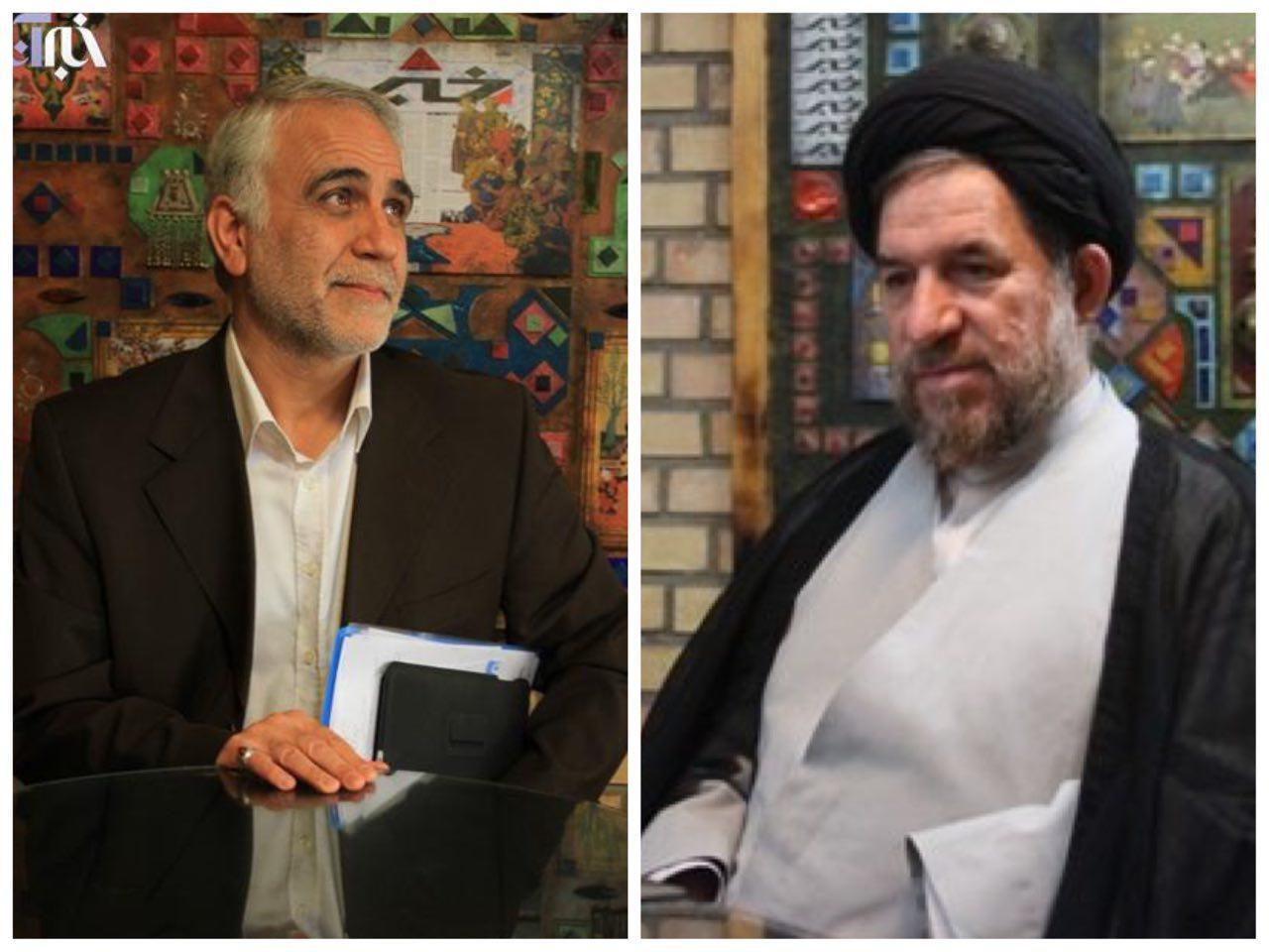 مناظره آنلاین دو عضو کابینه احمدینژاد در خبرآنلاین؛ یک وزیر مستعفی و یک معاون وفادار