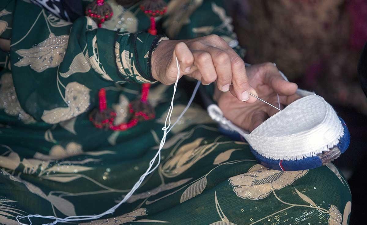 اموات پاوه خبرآنلاین - تصاویر | جشن ثبت ملی شهر گیوهبافی