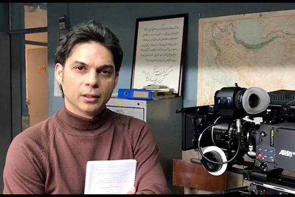 فیلم | پیمان معادی هم به جمع حامیان روحانی پیوست