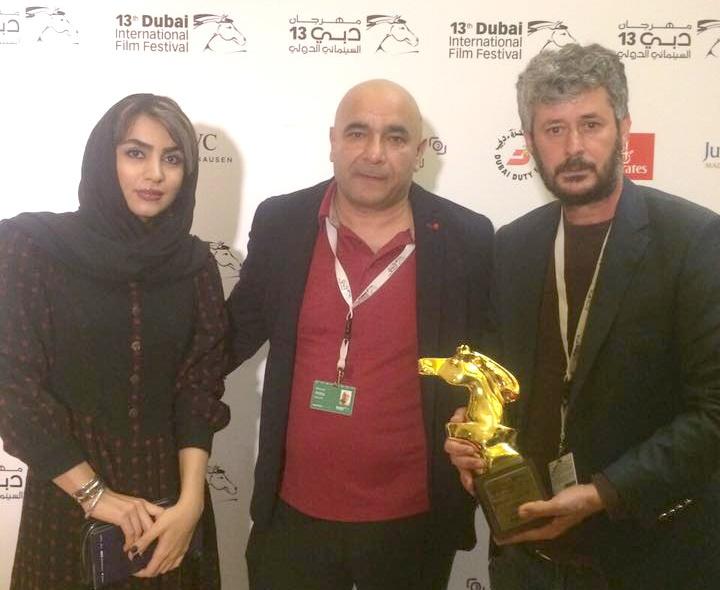 جایزه ویژه جشنواره «آسیا پاسیفیک» لسآنجلس برای بازیگر «باد سیاه»