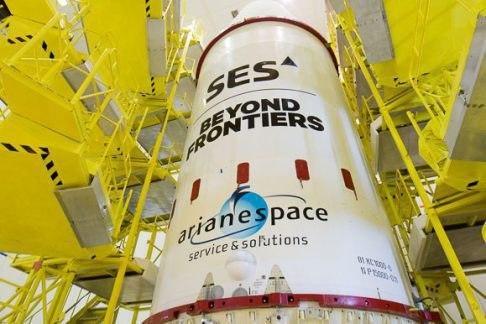 پرتاب اولین ماهواره تمام الکتریکی و  «زمینآهنگ» اروپا