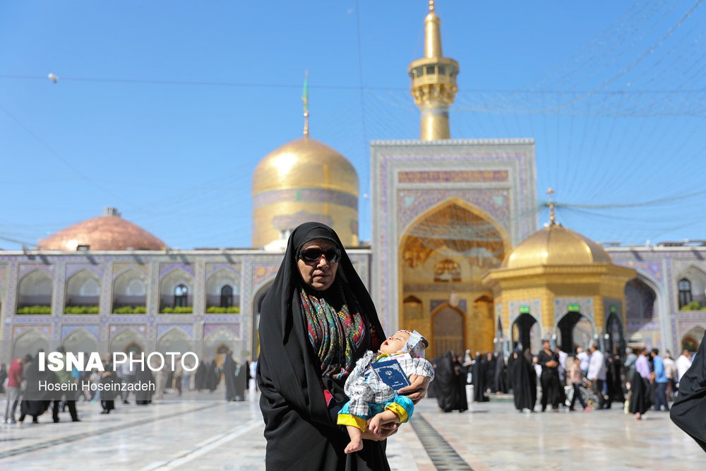تصاویر | حال و هوای انتخابات در گوشه و کنار ایران