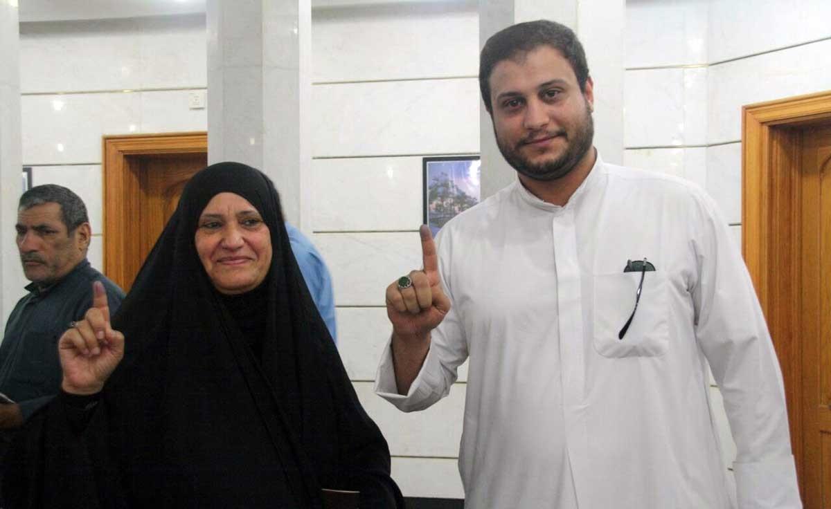 تصاویر | حضور ایرانیان مقیم کویت در انتخابات ریاستجمهوری