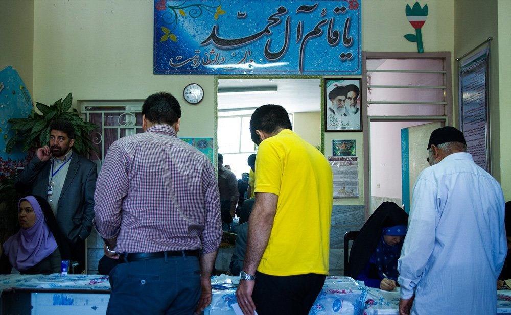 تصاویر | انتخابات ریاستجمهوری در شهرهای مختلف ایران