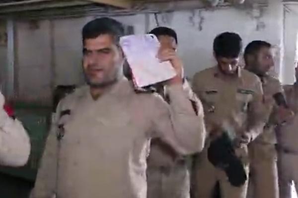 فیلم | ناو خارک؛ اولین محل اخذ رای دریایی بر پهنه خلیج فارس