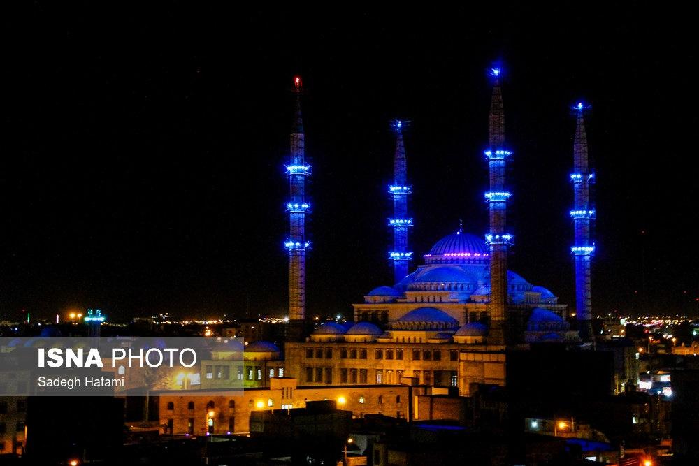 تصاویر   بزرگترین مساجد اهل سنت در ایران