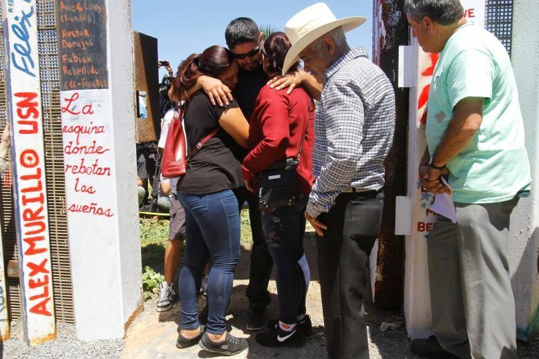 مرز آمریکا و مکزیک,باز شدن مرز آمریکا و مکزیک