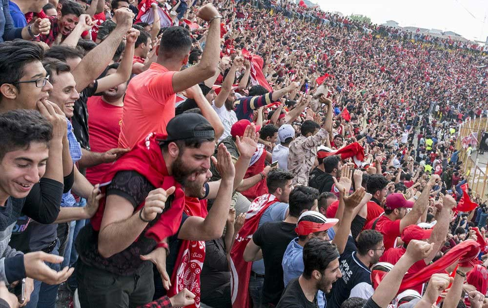 تصاویر | حاشیههای صعود سپیدرود رشت به لیگ برتر