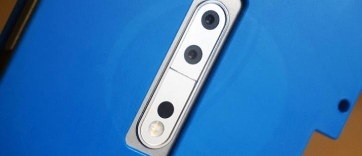 نوکیا ۹ دو دوربین ۱۳ مگاپیکسل در پشت دارد/ عکس
