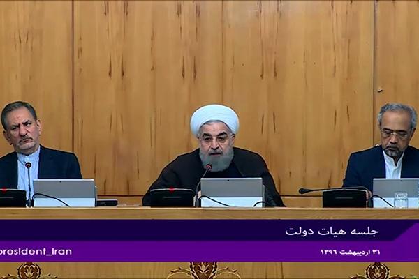 فیلم   روحانی: در مسیر اجرای رهنمودهای رهبری خواهیم بود   دولت دوازدهم؛ کارآمدتر و کم اشتباهتر