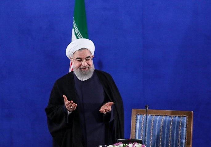 روحانی: عربستان سلاح میخرد ولی ما سلاح میسازیم/ پاسخ به سوالی درباره رابطه ایران و آمریکا/۳