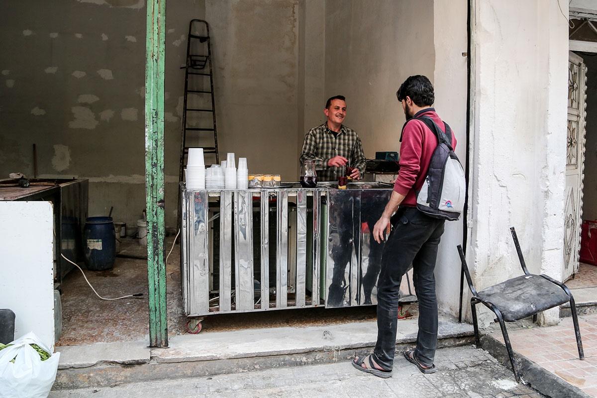 تصاویر | زندگی روزمره مردم سوریه در شهرهای تحت محاصره