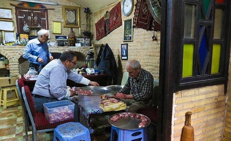 تصاویر | دیدنیهای بافت تاریخی تهران