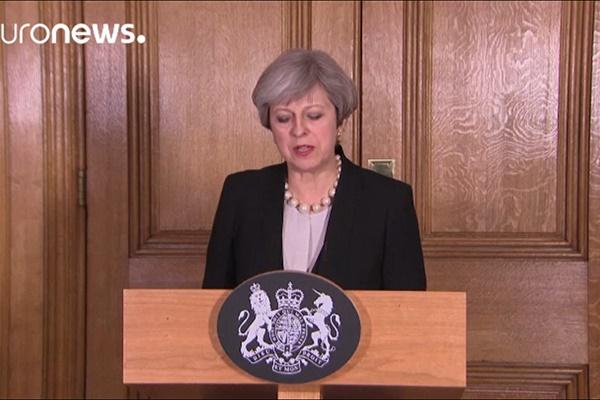 فیلم | روایت نخستوزیر بریتانیا از هویت بمبگذار منچستر