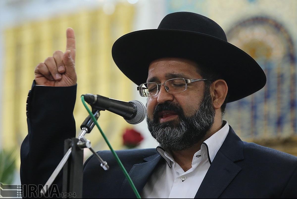 تصاویر | بزرگداشت ارتحال امام خمینی(ره) در کنیسه کلیمیان
