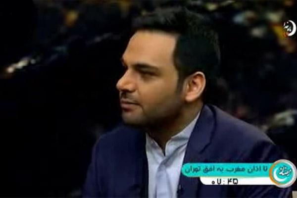 فیلم | پردهبرداری احسان علیخانی از راز زندگی شخصیاش روی آنتن زنده