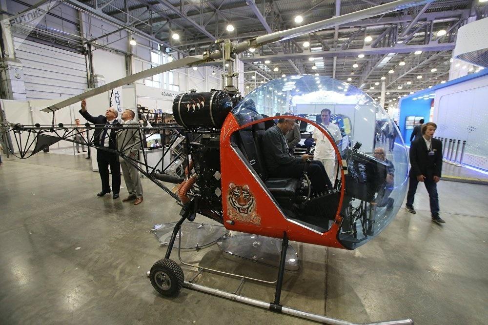 تصاویر | هلیکوپترهای عجیب و جدید در روسیه