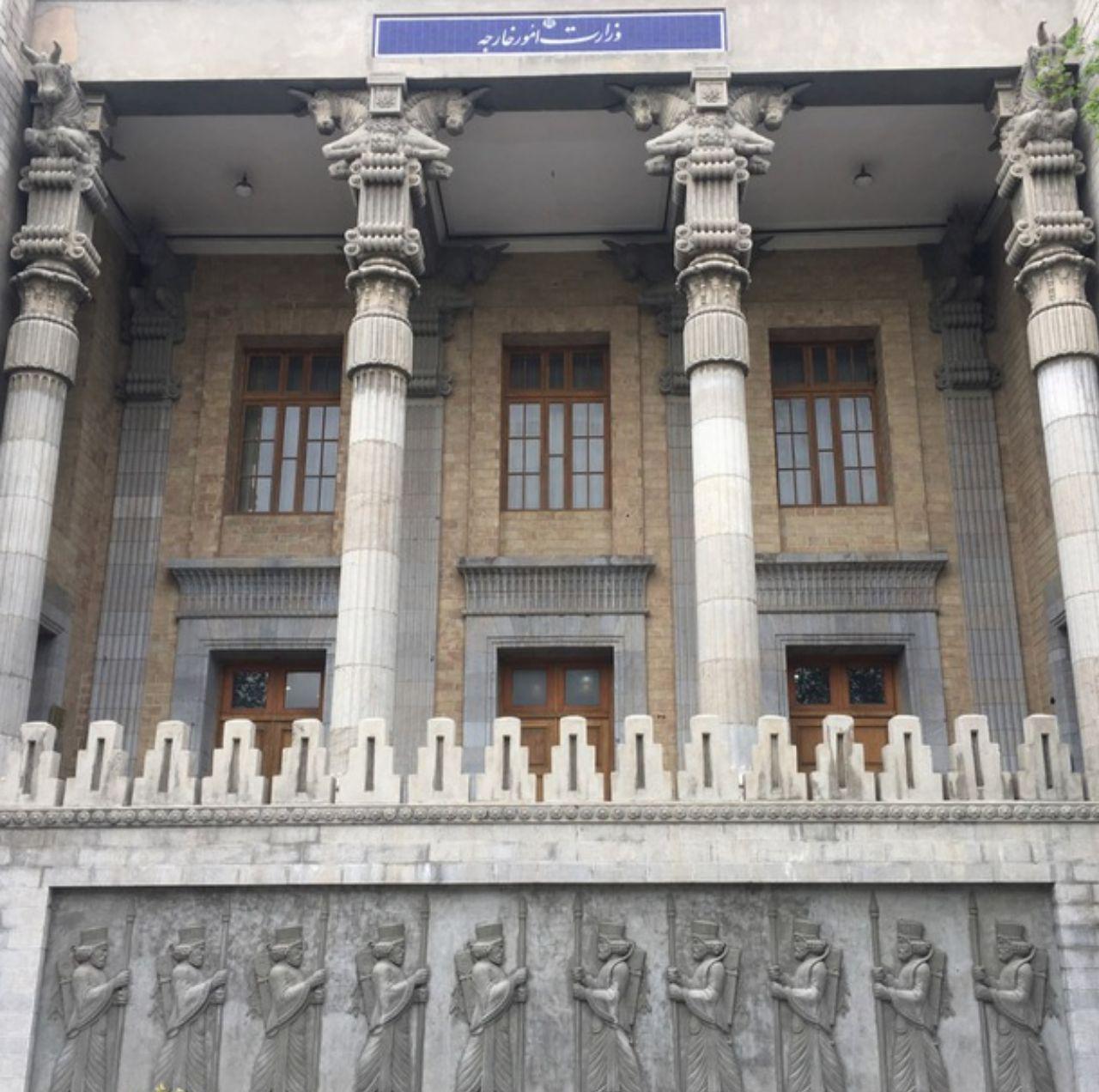 واکنش وزارت خارجه به اظهارات میرکاظمی علیه ظریف