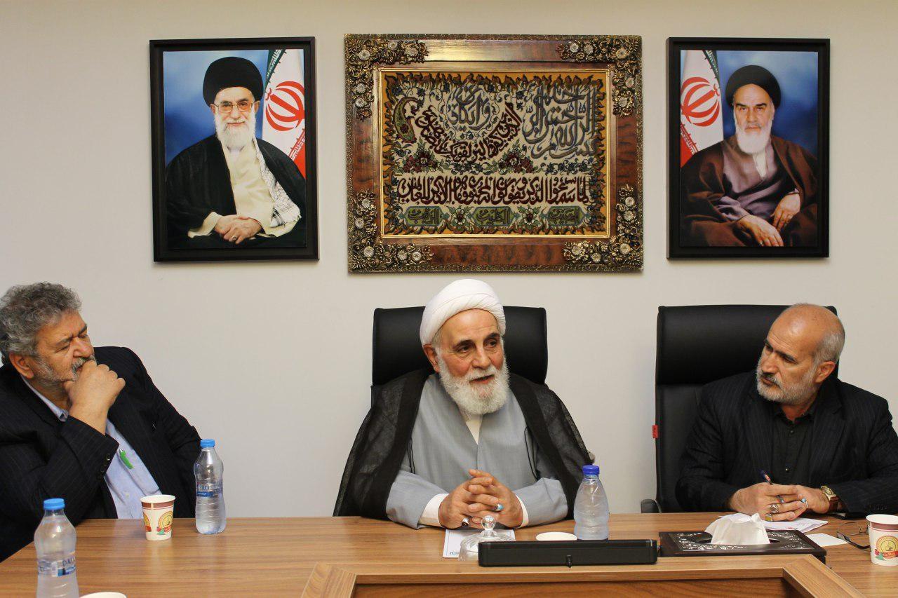 حجتالاسلام ناطقنوری برای ورزشکاران از ضرورتهای تداوم دولت روحانی گفت
