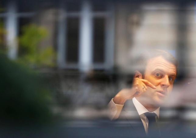 هک شدن ایمیلهای کمپین ماکرون، کاندیدای ریاستجمهوری فرانسه توسط روسها
