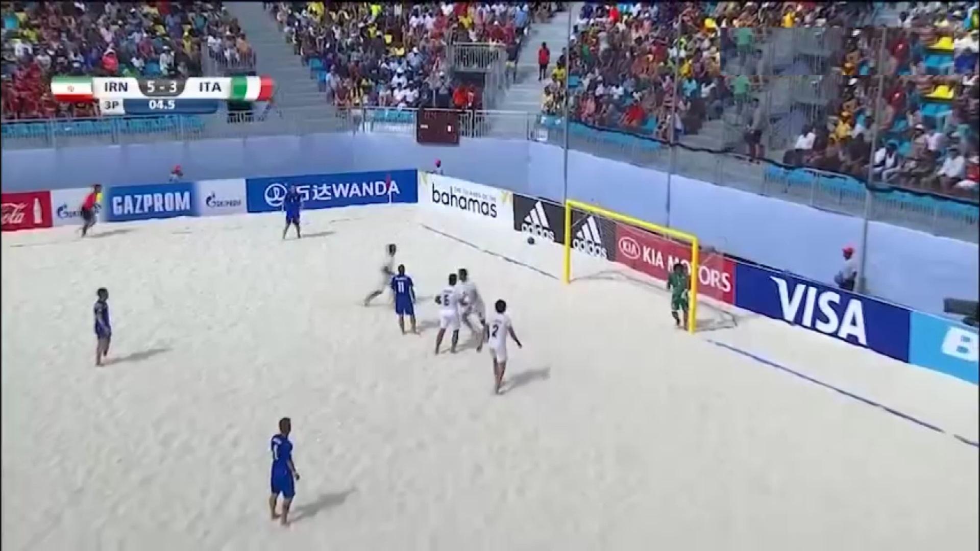 فیلم   مسابقهای که ایران را به سومی جام جهانی فوتبال ساحلی رساند