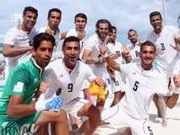 درخشش ورزشکاران گیلانی در مسابقات جام جهانی فوتبال ساحلی