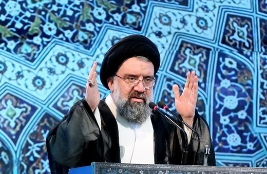 هشدار امام جمعه تهران: رقبا دقت کنند، کسی که رئیسجمهور منتخب مردم شده حرمت دارد/یک توصیه به روحانی