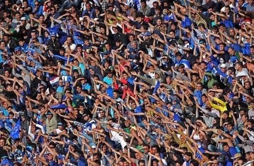 استقلال؛ پرهوادارترین تیم یک هشتم آسیا