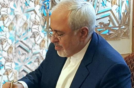 """یادداشت ظریف در نیویورکتایمز/""""تجهیزات نظامی زیبا"""" خاورمیانه را نجات نخواهد داد"""