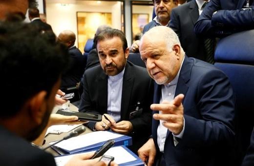 ۴ غول نفتی در راه ایران/ زنگنه: قدرتهای جهانی پیام انتخابات ایران را شنیدند