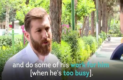 فیلم | وقتی لیونل مسی ایرانی سوژه الجزیره شد