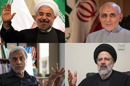 حسن روحانی,مصطفی میرسلیم,انتخابات ریاست جمهوری دوازدهم,اسحاق جهانگیری