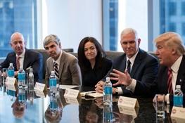 موضوع ملاقات ماه آینده ترامپ با بزرگان آیتی چیست؟