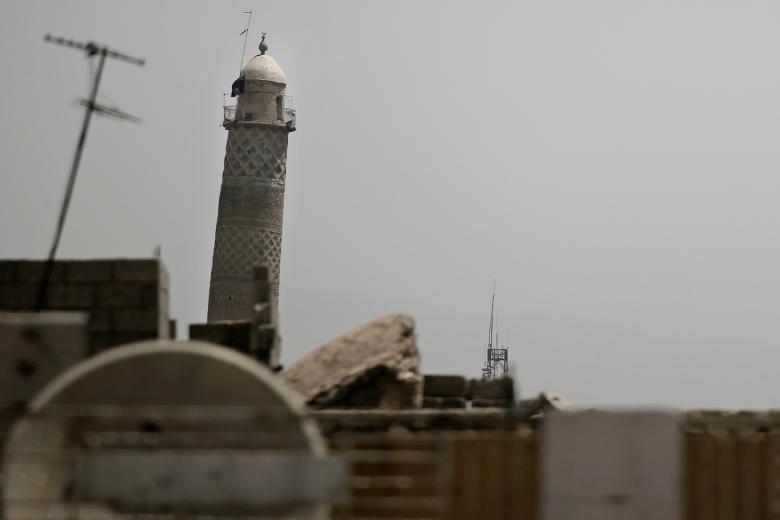تصاویر   آخرین تلاشهای ارتش عراق برای بیرون راندن داعش از موصل