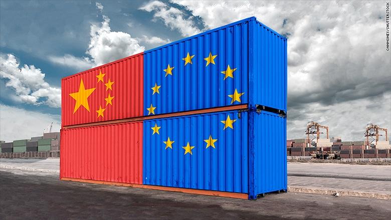 چینیها نفوذ اقتصادی خود را در اروپا بیشتر کردند